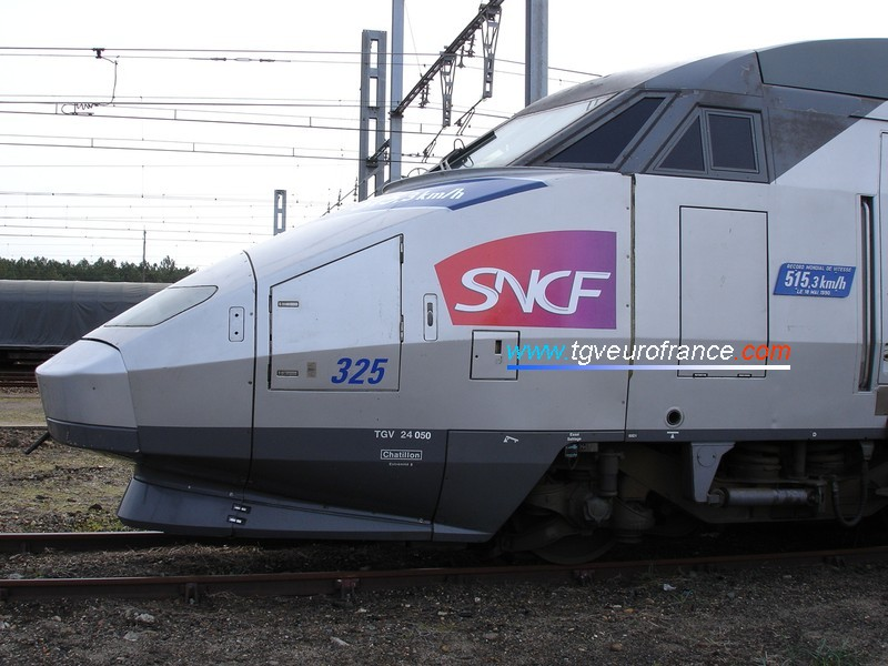 Les tgv et les trains grande vitesse europ ens le for Interieur tgv