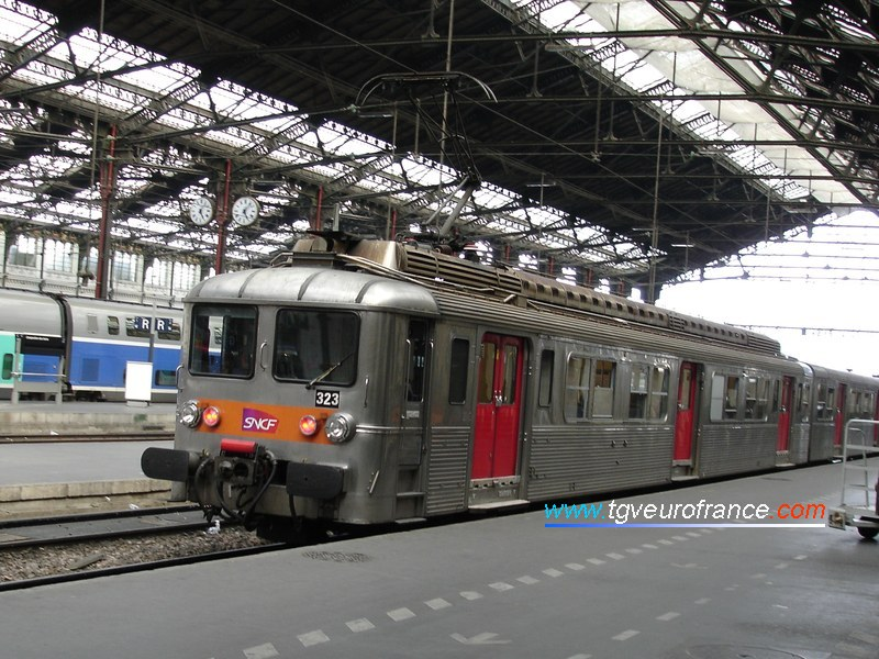 Photos of trainsets on the